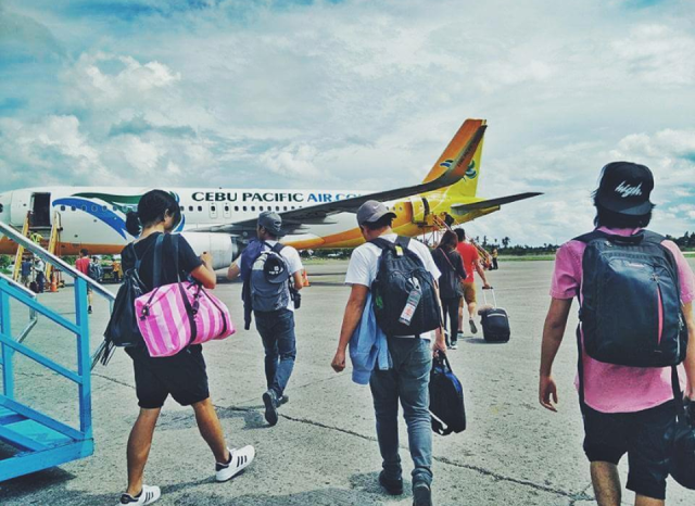 PAF's Goes To Boracay - 1st Local Travel
