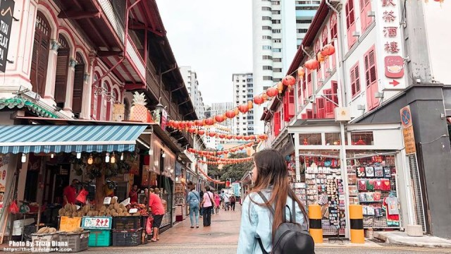 Chinatown Singapore Travel Guide - Roaming Around The City