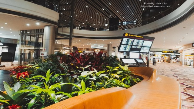 Singapore Malaysia DIY Travel Guide - Changi Airport Singapore