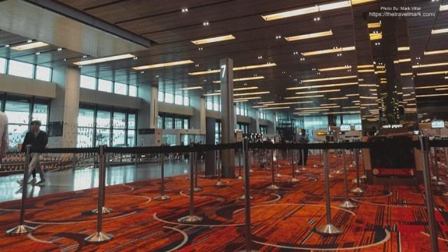 Singapore Malaysia DIY Travel Guide - Changi Airport Singapore Terminal 1