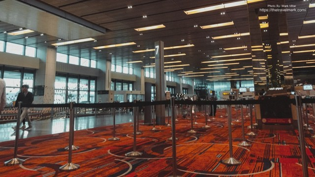 Singapore Malaysia DIY Travel Guide - Changi Airport Singapore Terminal 1