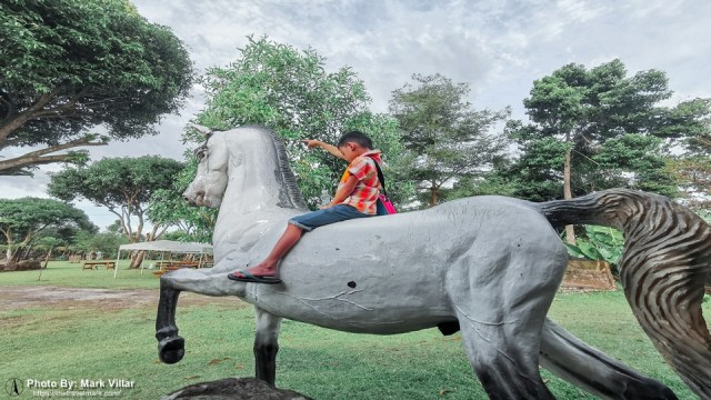 Bantug Lake Ranch Activities - Horseback Riding