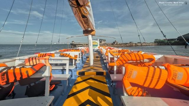 Ferry Boat To Jordan Port - The Travel Mark