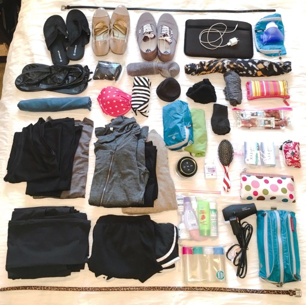 What to pack for 9 months of backpacking around Europe | The Travel Medley