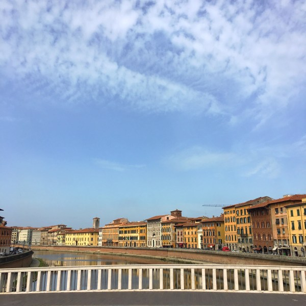Cute bridge | Pisa | The Travel Medley