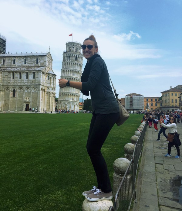 Different Leaning Tower of Pisa Poses | Pisa | The Travel Medley
