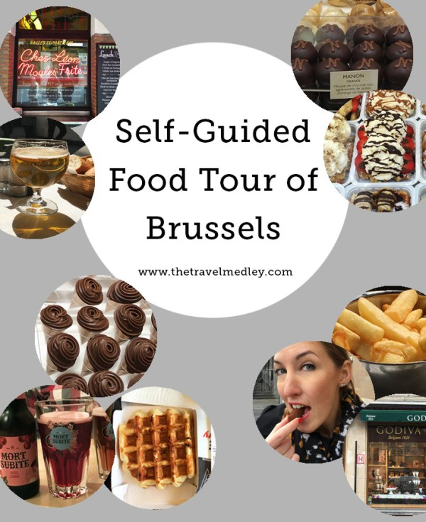 Self-Guided Food Tour of Brussels
