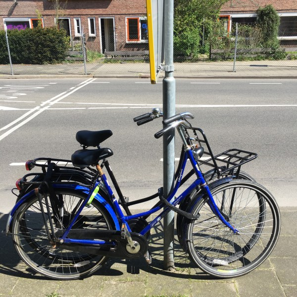 Our sweet rides! | Biking in the Netherlands | Utrecht | The Travel Medley