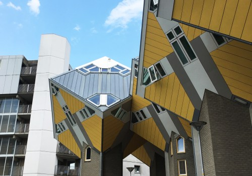 Cube houses | Kubuswoningen | Rotterdam | The Travel Medley