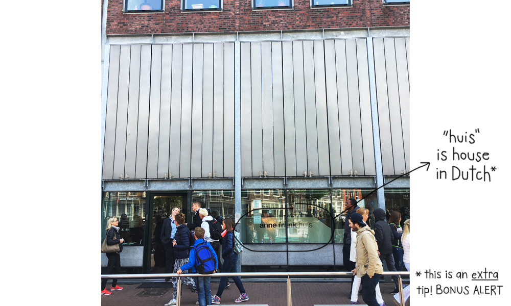 Anne Frank House | Amsterdam | The Netherlands
