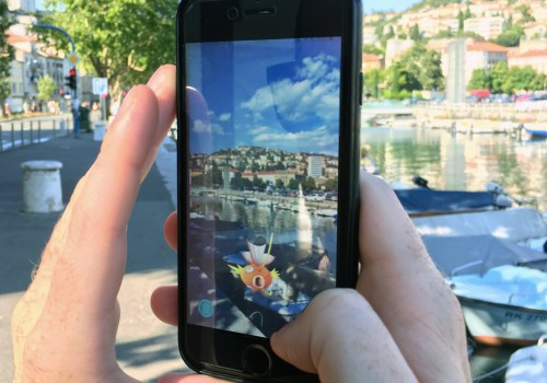 Pokemon GO in Rijeka | Croatia | The Travel Medley