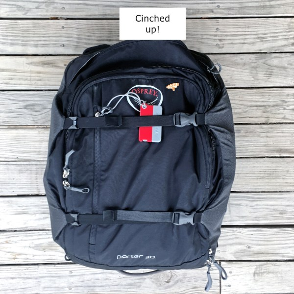 What Fits In a 30L Bag?   Travel Gear   The Travel Medley