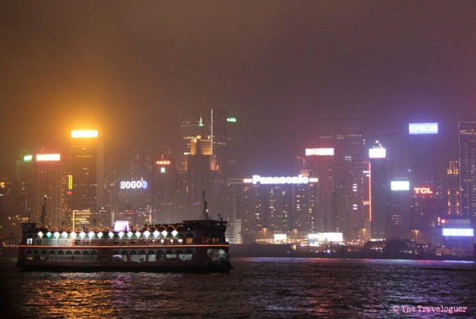 hong kong skyline sightseeing free