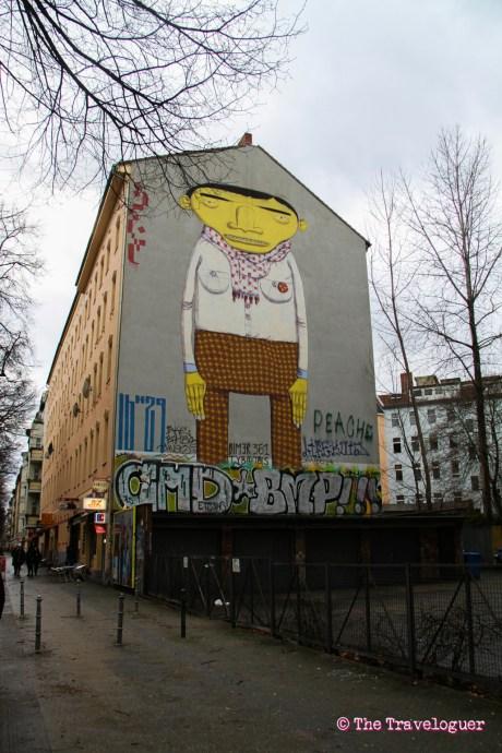 Os Gemeos- ALternative Berlin Street Art Tour and Graffiti Workshop - thetraveloguer.com