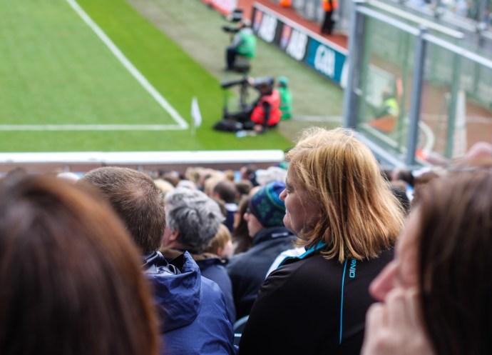Croke Park - Watching Match-3