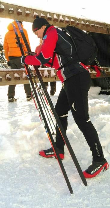 Skiing in Oslo thetraveloguer