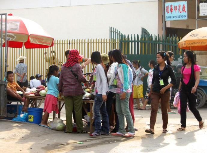 Phnom Penh streets - the traveloguer