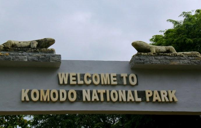 Entering Komodo Island on Komodo National Park in Indonesia - the traveloguer travel blog