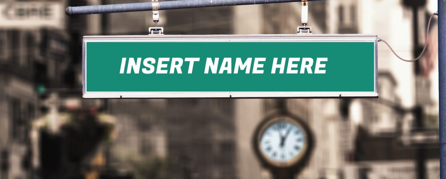 Geographical Renaming by Dom Nemer