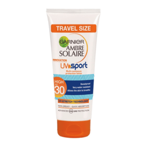 Cabin Baggage 100ml | Amber Solaire Sunscreen