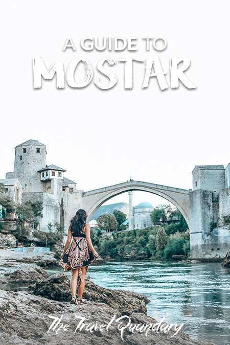 Pin to Pinterest | One Day In Mostar: What To See & Do