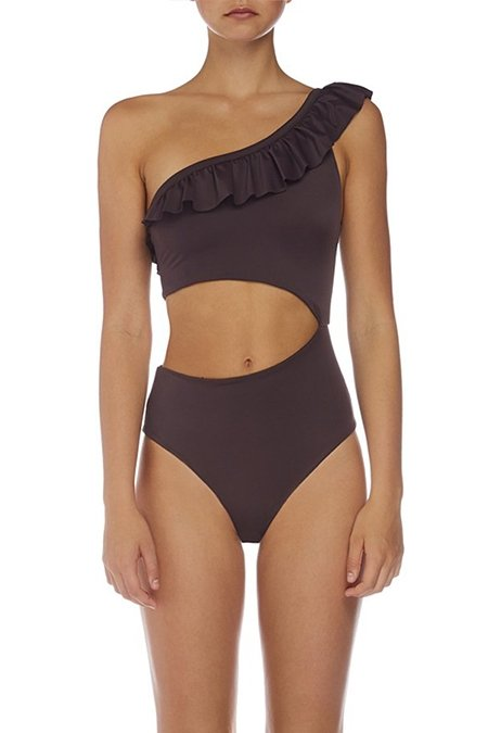 Skye & Staghorn Tessa Frill One Piece Swimsuit - Womens Gift Guide