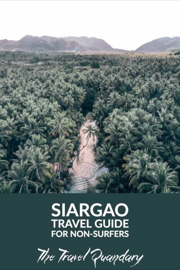 Siargao Travel Guide For Non Surfers   PinterestBoard