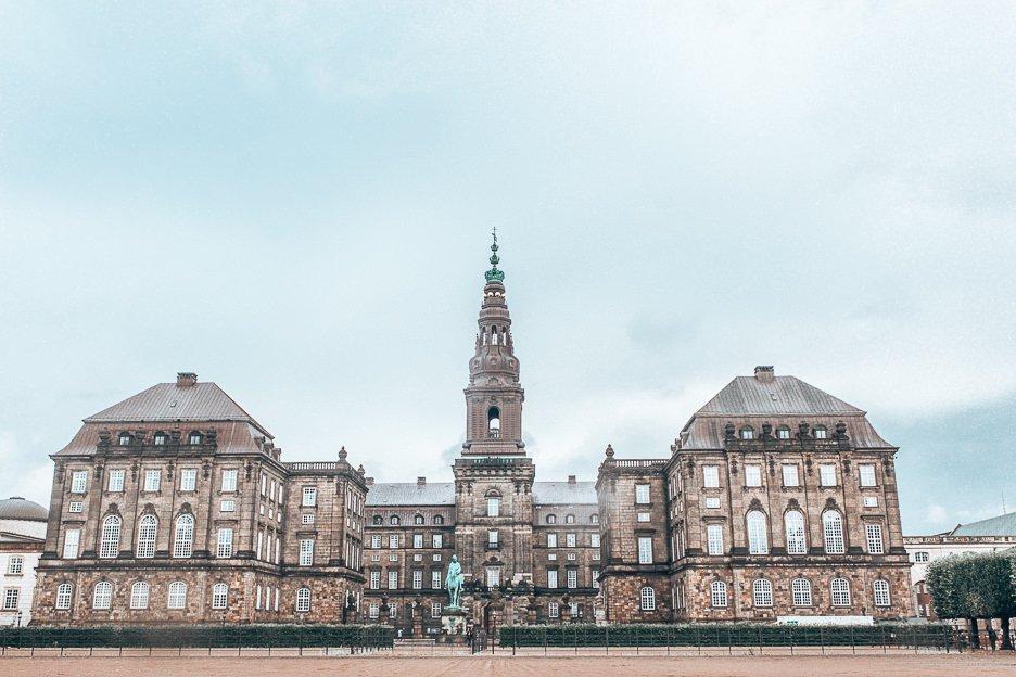 Christiansborg Palace - Copenhagen City Guide, Denmark