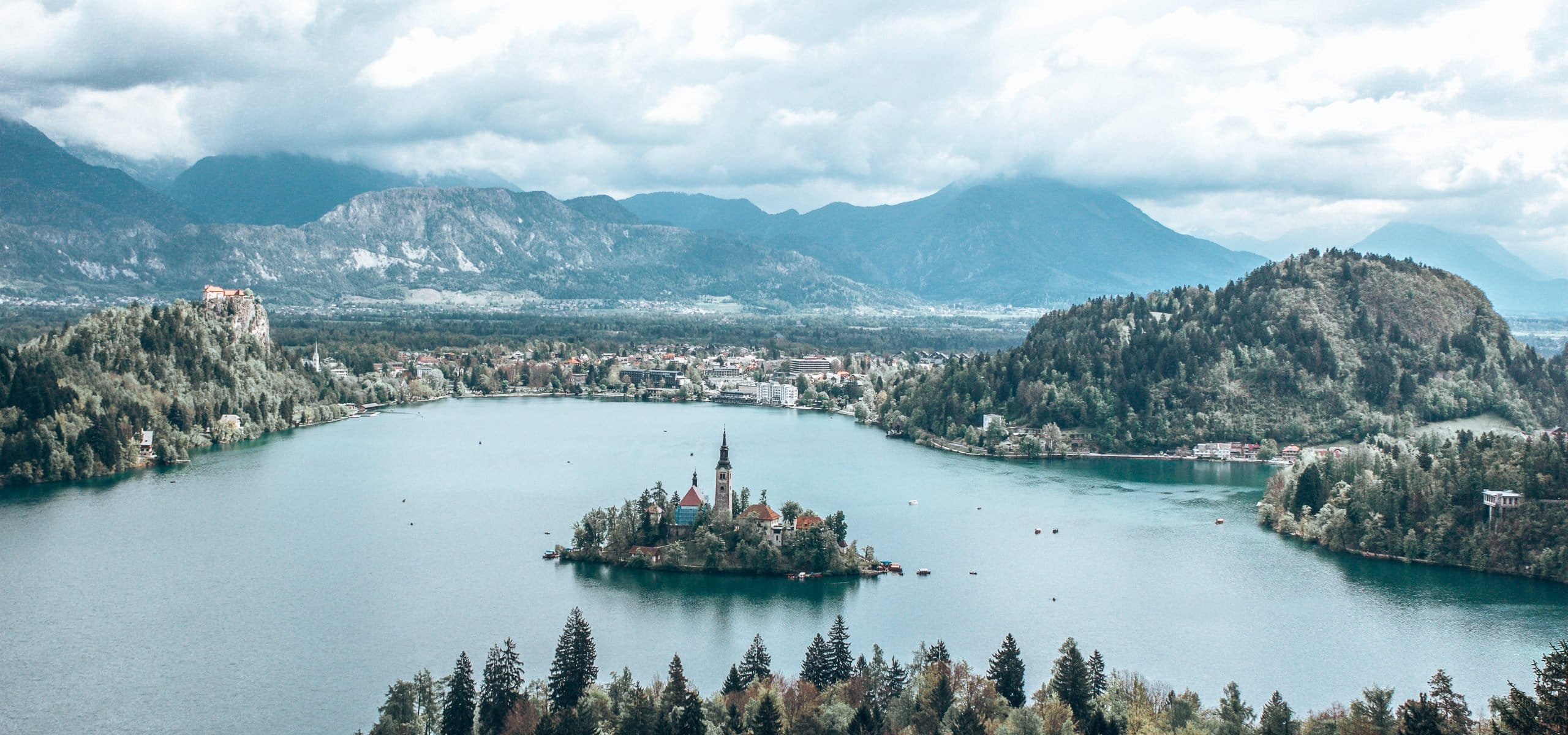 How To Escape The City: A Weekend In Lake Bled
