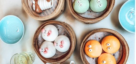 Instagram-friendly dim sum at Yum Cha Central, Hong Kong