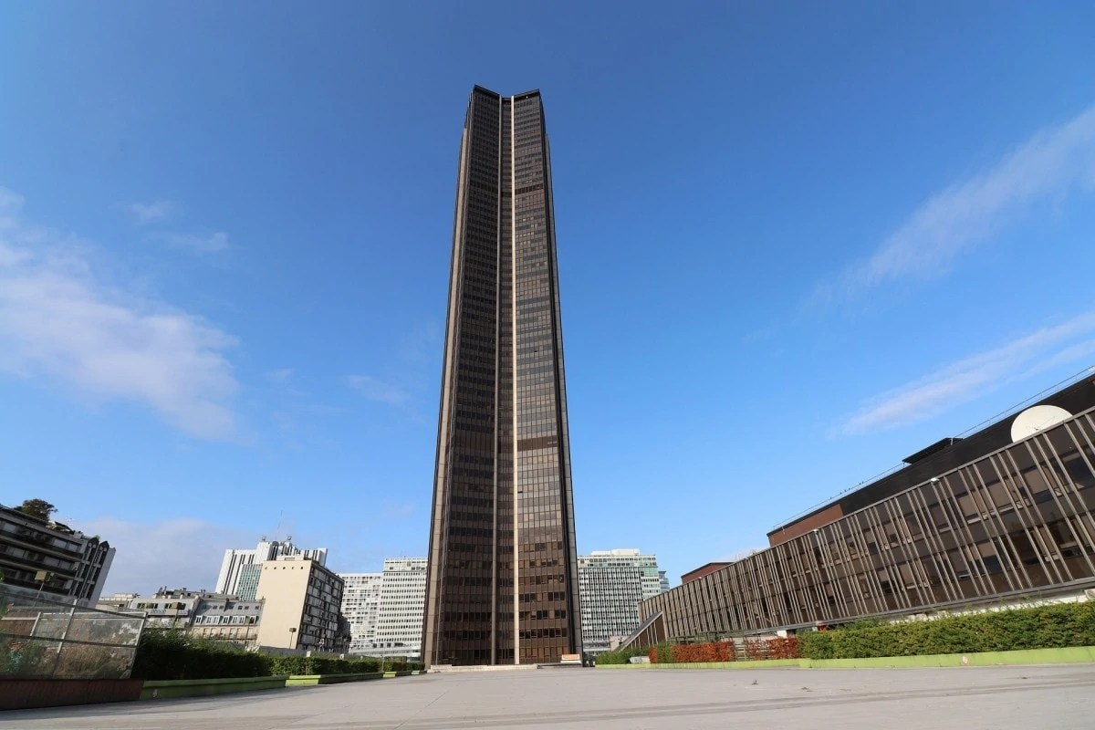 The second ugliest building in the world, Paris Montparnasse Tower
