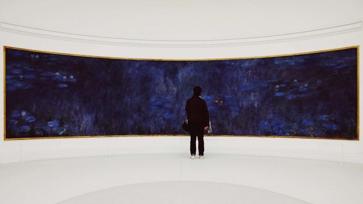 paris itineraries - Musee de l'Orangerie