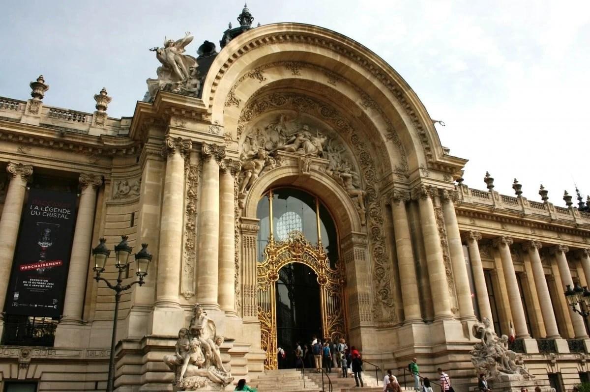 Paris 2 day itinerary - Petit Palais