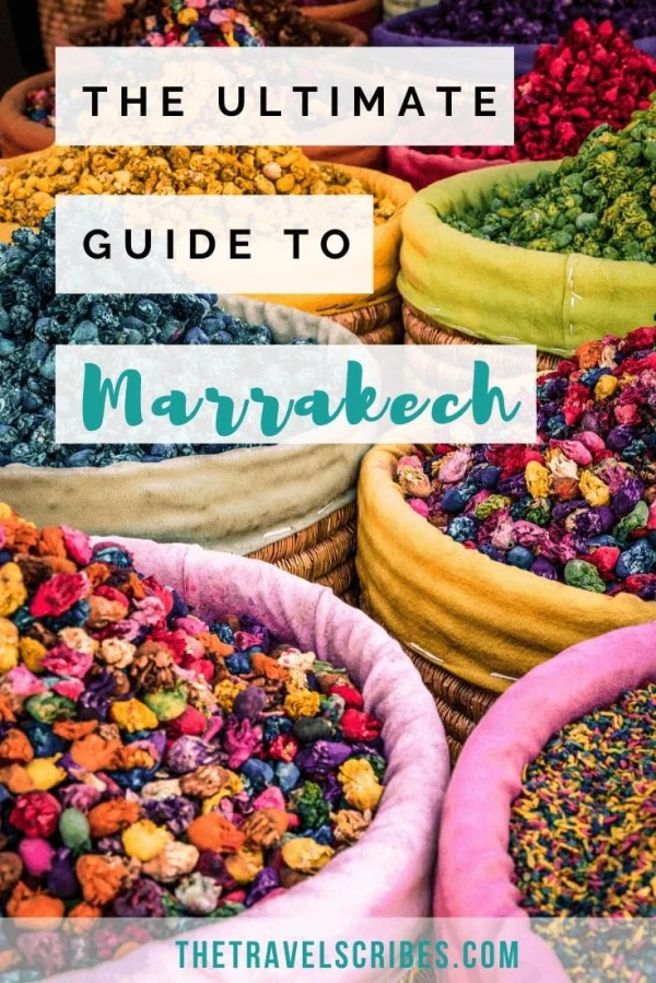 Marrakech city guide and Marrakesh Tours not to miss