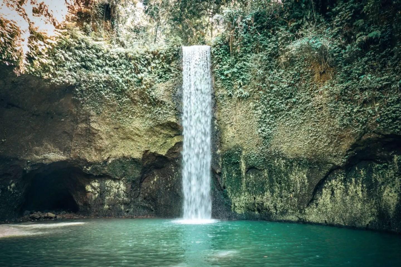 Ubud 3 day itinerary - Tibumana Waterfall