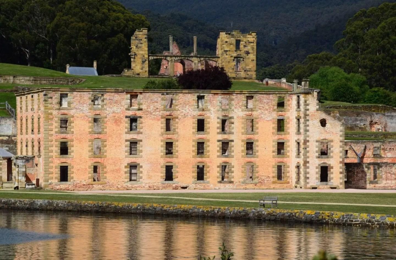 Landmarks in Australia - Port Arthur Historic Site