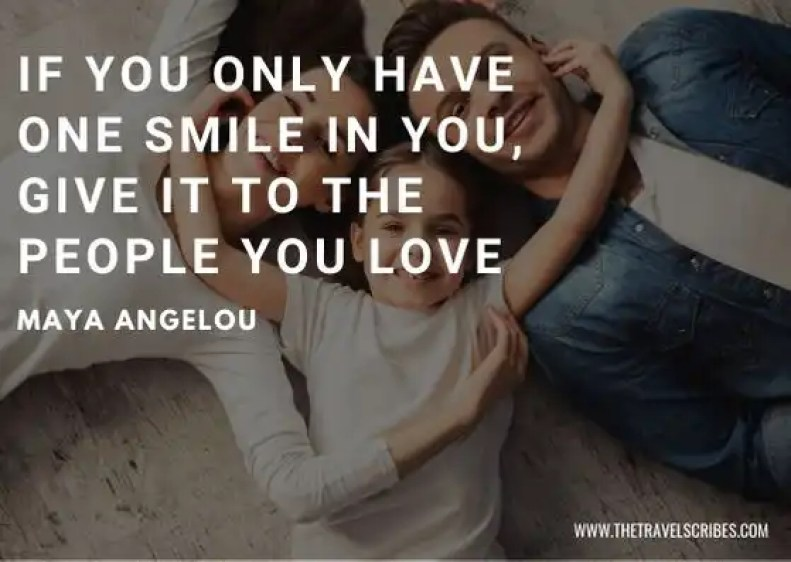 Smile Quotes Smile Captions - Love Smile Quote