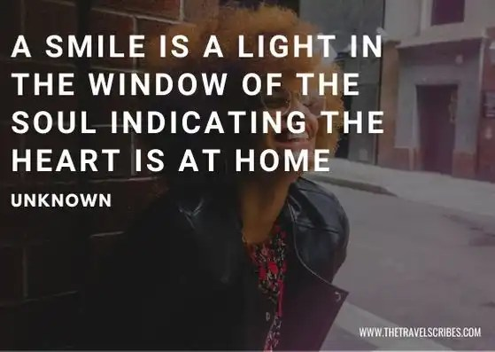 Smile Quotes Smile Captions - Motivational Smile Quote