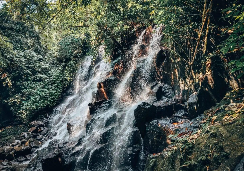 Ubud Waterfall - Kanto Lampo Waterfall