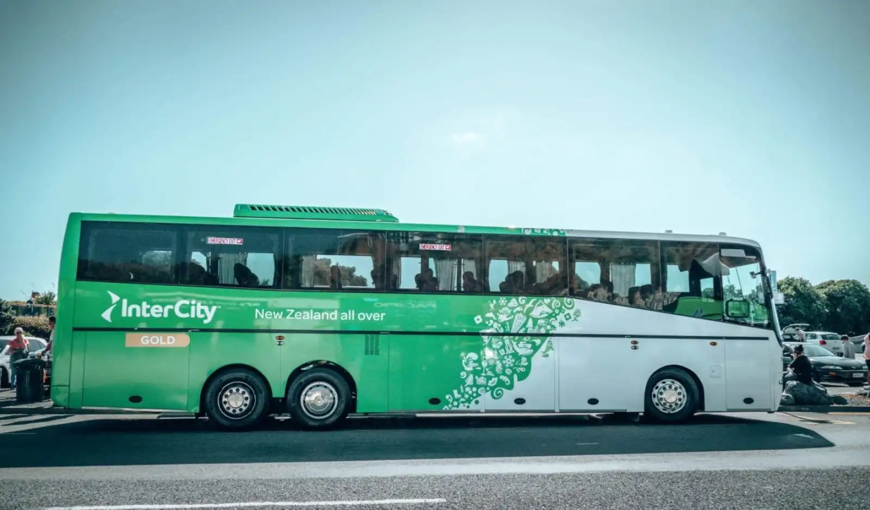 Intercity bus, New Zealand