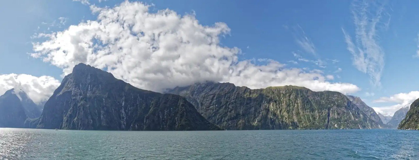 Christchurch itinerary - Milford Sound