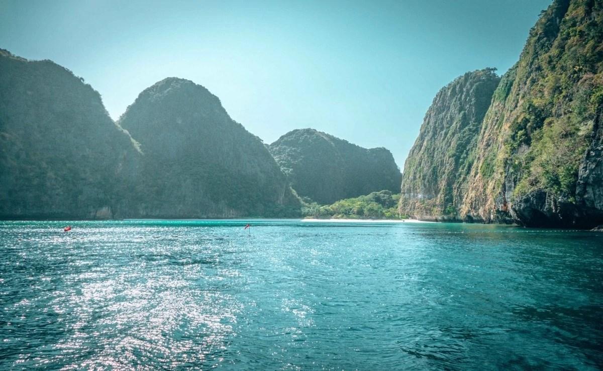 Maya Bay, Koh Phi Phi Thailand