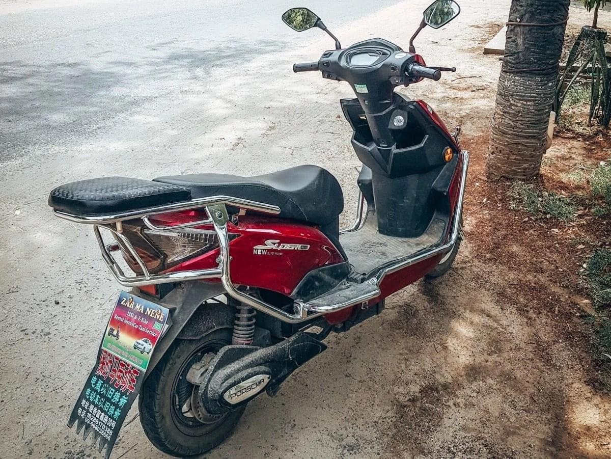 Bagan e bike