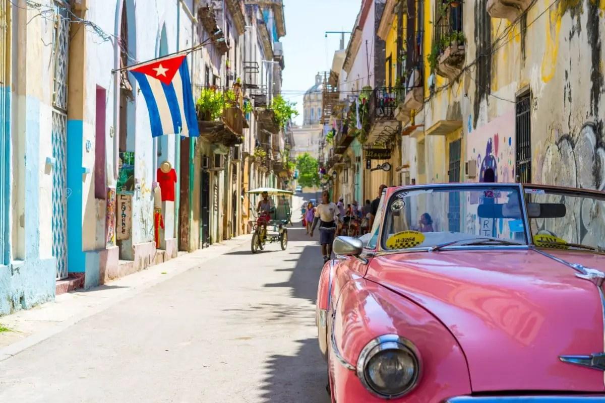 Books about wanderlust - Cuba