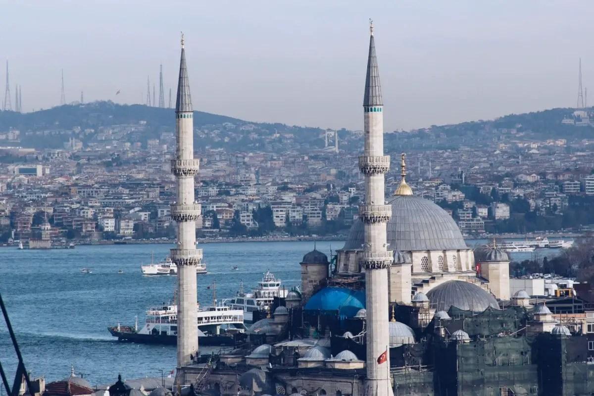 Books about wanderlust - Istanbul Turkey
