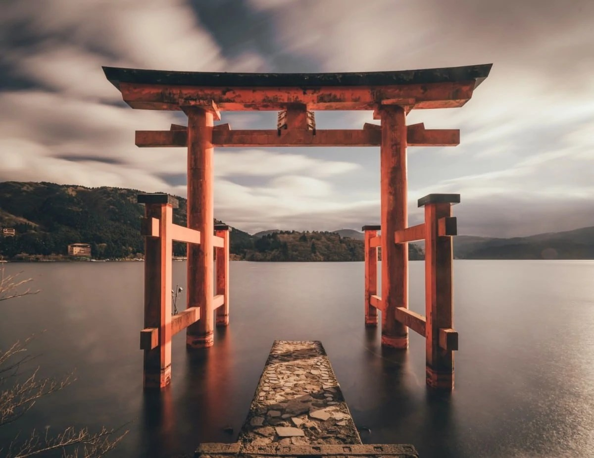 Books about wanderlust - Japan