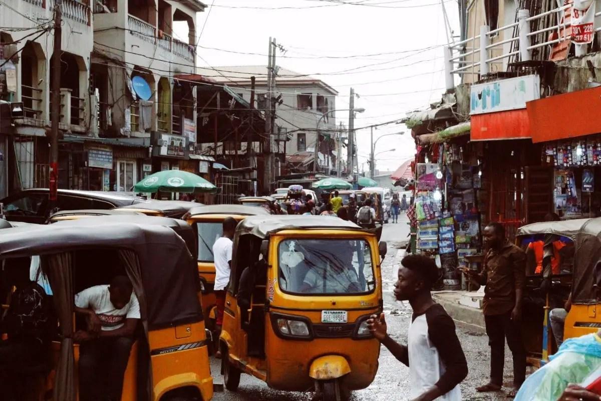 Books about wanderlust - Lagos Nigeria