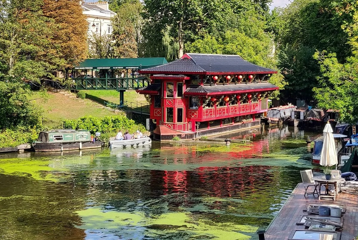 Hidden Gems in London - Little Venice