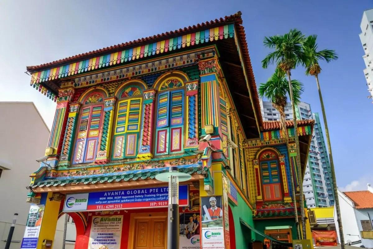 Tan Teng Niah Shophouse