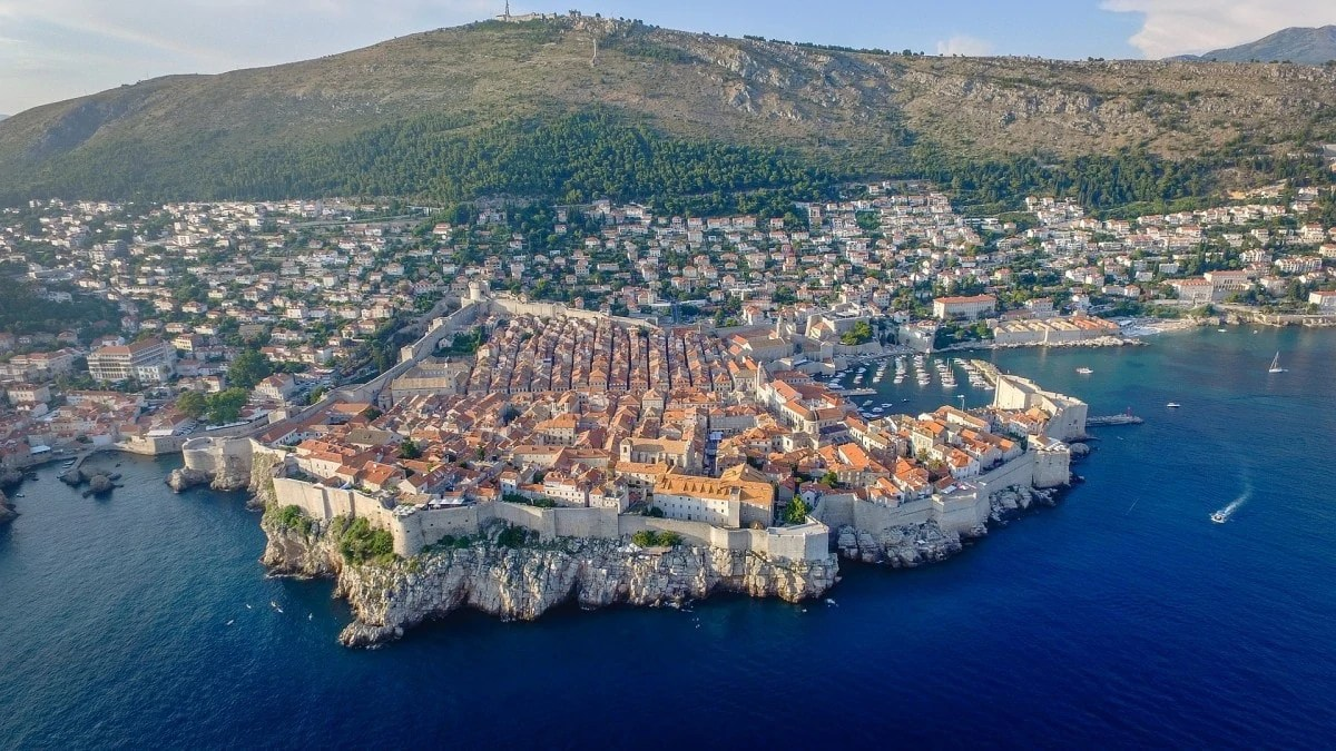 Dubrovnik 2 day itinerary - old town